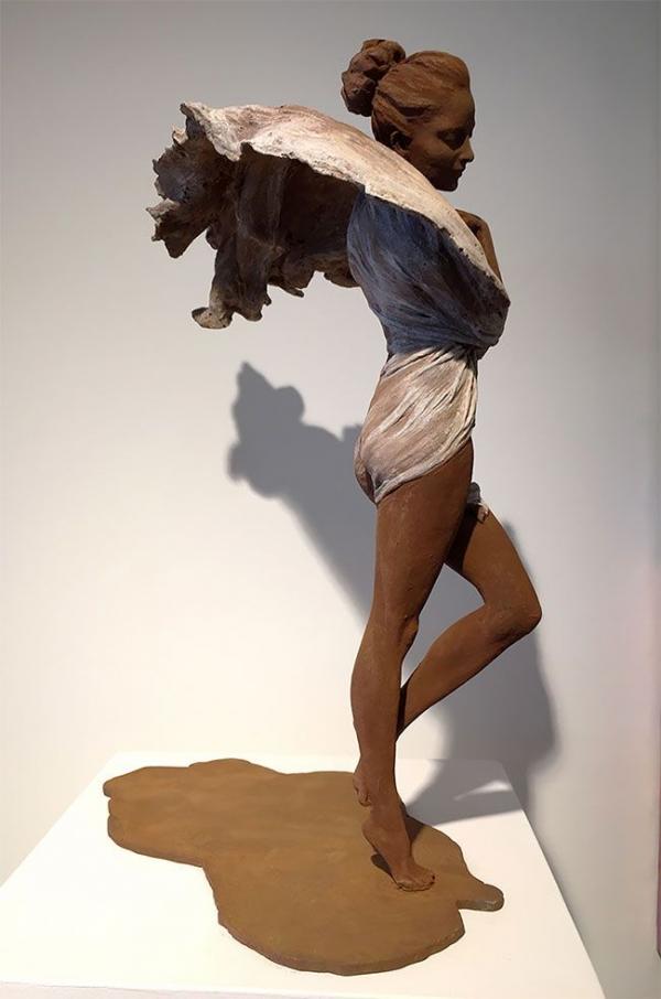 Женская скульптура Высота-1420 мм.