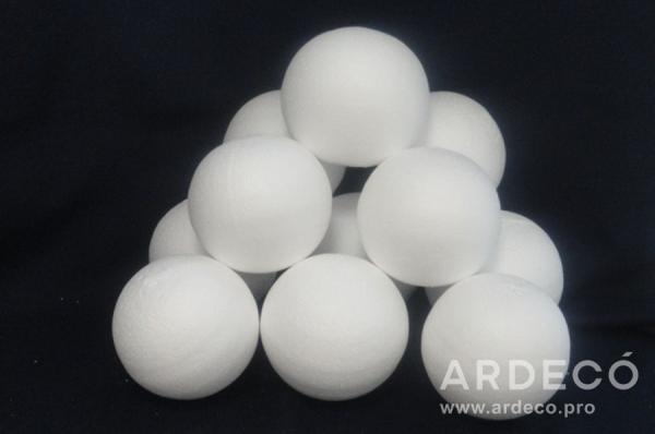 Купить шары из пенопласта для украшения