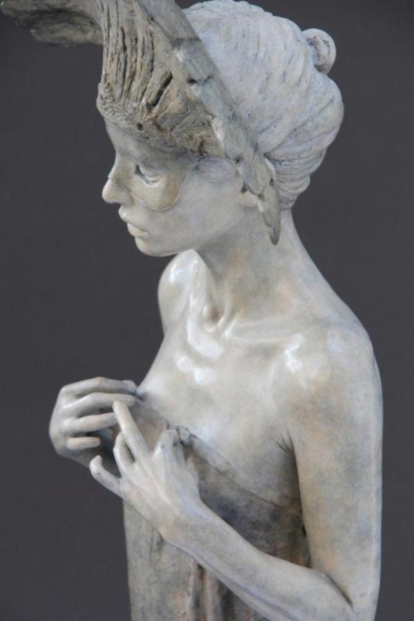 Женская скульптура Высота-1380 мм.