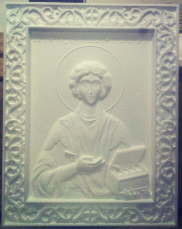 """Икона """"Великомученик Пантелеймон"""""""