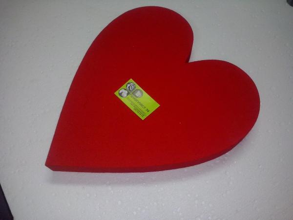 Сердце♡ красное