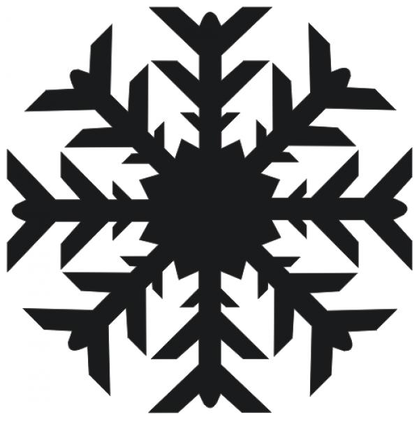 Снежинка НГ-07