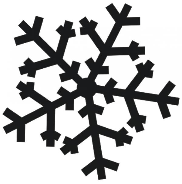 Снежинка НГ-10