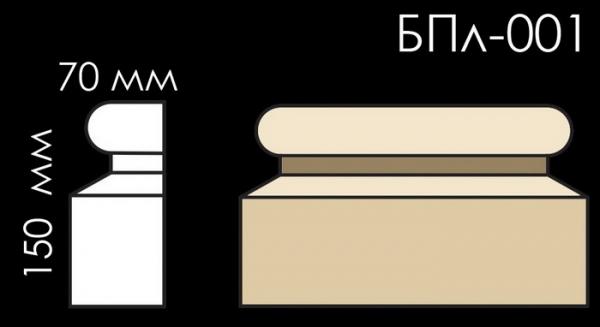 База пилястры