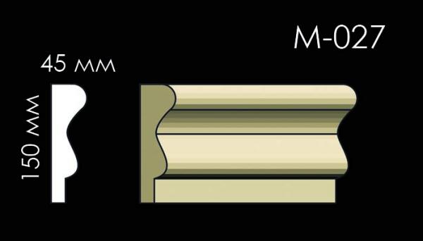 Молдинг М-027