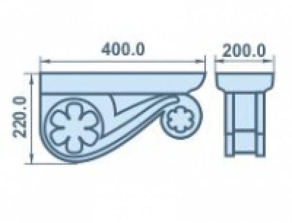 Кронштейн 05