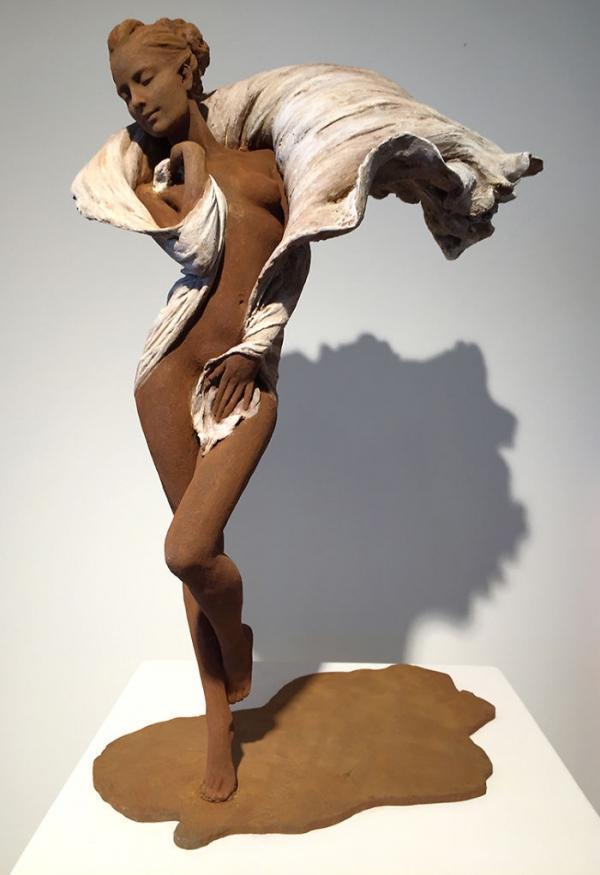 Женская скульптура Высота-1580 мм.
